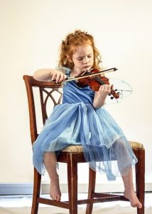 Getting your child started with musical instruments