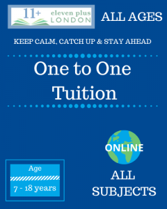 One to One Tuition