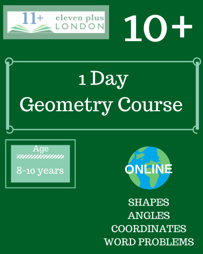 1 Day Geometry Course